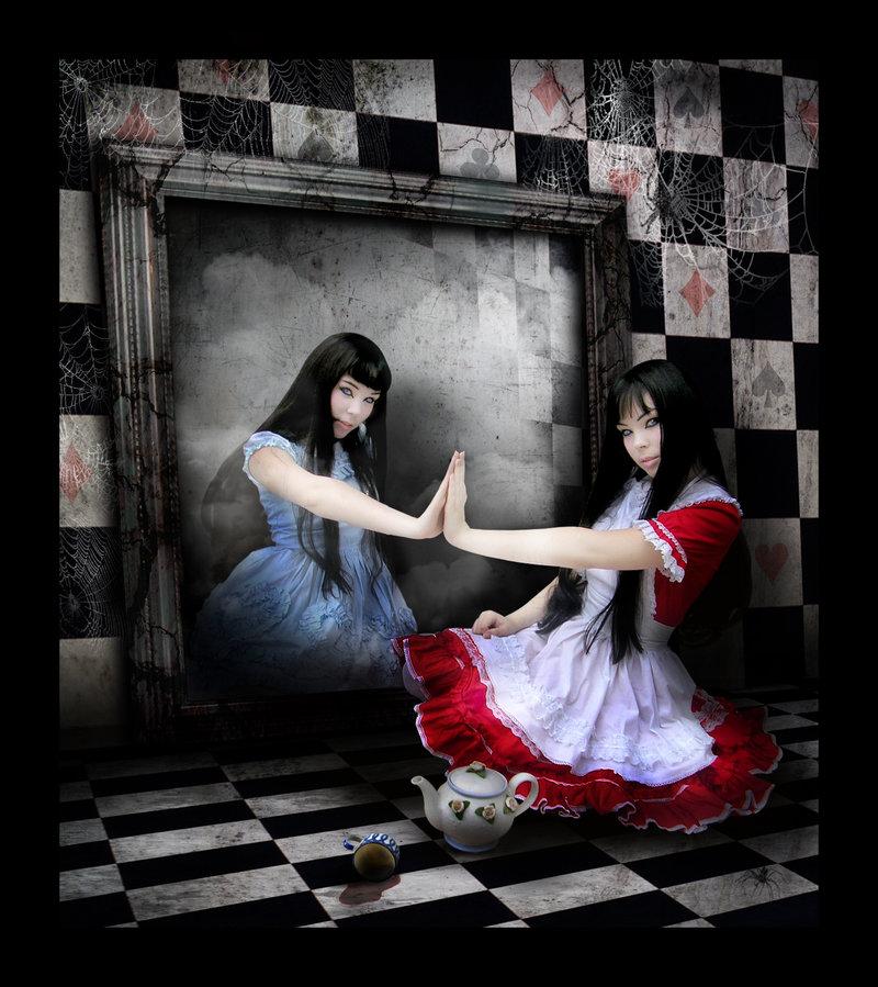 De l autre c t du miroir thomassonjeanmicl 39 s blog for De l autre cote du miroir